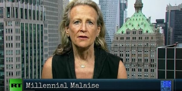 RT -The Big Picture with Holland Cooke Millennial Malaise